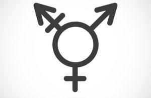 Transgender symbol icon